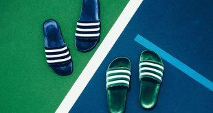 , Adidas Simply Dropped Some Luxury Velvet Slides, #Bizwhiznetwork.com Innovation ΛI