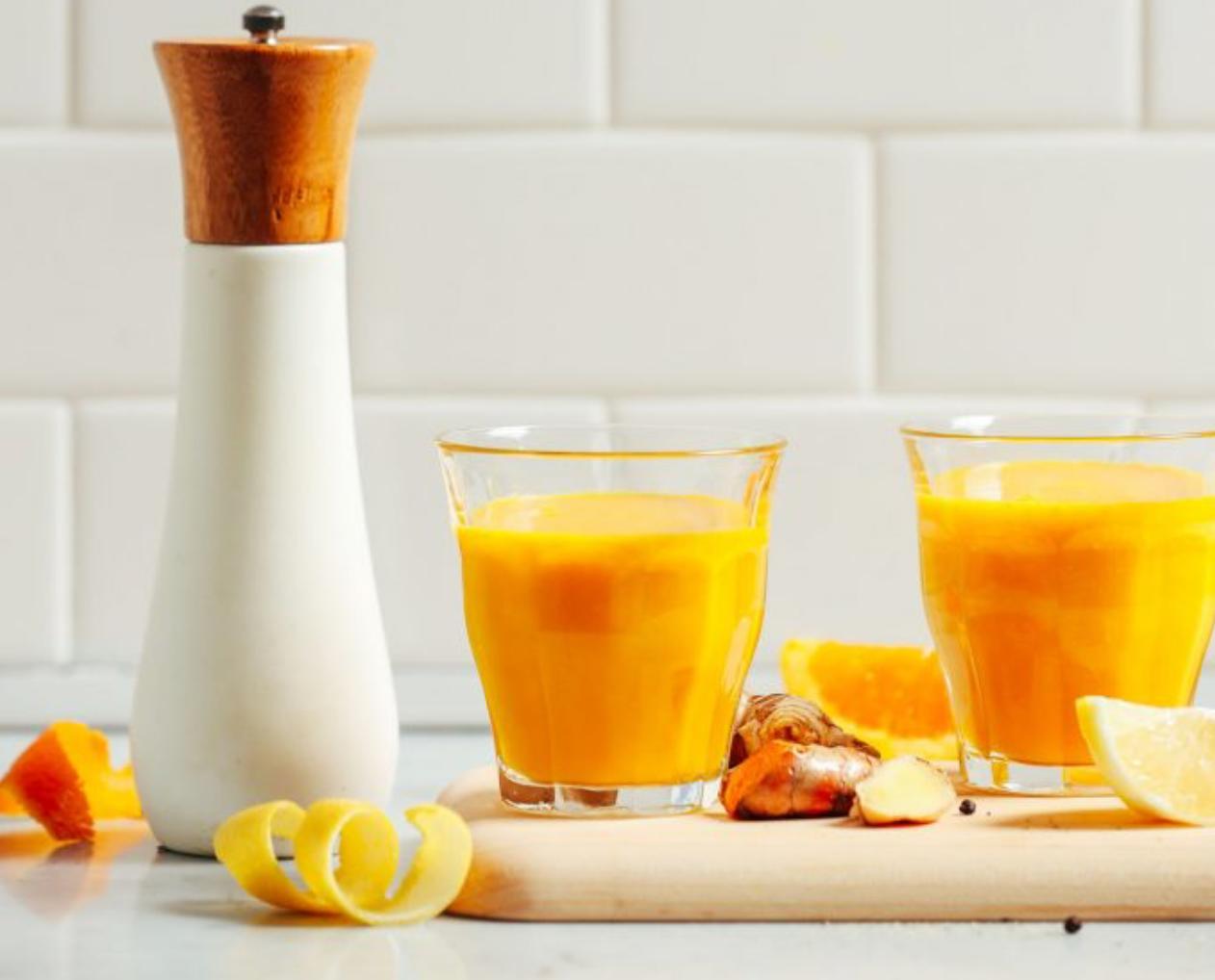 , Lemon Ginger Turmeric Wellness Shots Minimalist Baker Recipes, #Bizwhiznetwork.com Innovation ΛI
