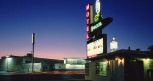 The Neon Motel Signs of Las Vegas