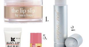 5-hydrating-lip-balms